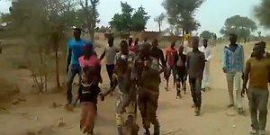 Ufak Bir Video Kesitinden Bir Katliamın Faillerini Ortaya Çıkaran BBC Afrika'dan Müthiş Habercilik Örneği