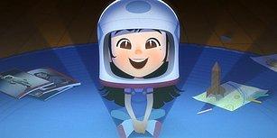 Astronot Olmayı Hayal Eden Küçük Bir Kızın Büyüleyici Hikayesini Anlatan Kısa Film: One Small Step