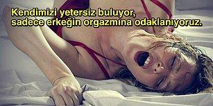Uzaklarda Aramaya Gerek Yok! Türk Kadınlarının Orgazm Olamamalarının Altında Yatan Toplumsal ve Kültürel Nedenler
