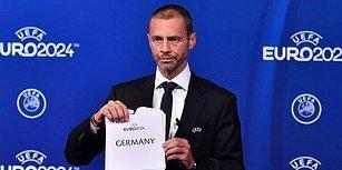 🏟  EURO 2024'ün Düzenleneceği Ülke Açıklandı: Almanya