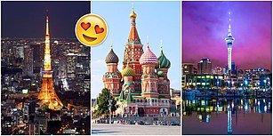 Avrupa'dan Asya'ya Dünyanın Pek Çok Ülkesi Hakkında Bilmeniz Gereken Hepsi Birbirinden Enteresan Bilgiler