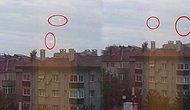 İstanbul Semalarında Kaydedilen ve İnsanları Şaşkınlığa Sürükleyen Görüntü