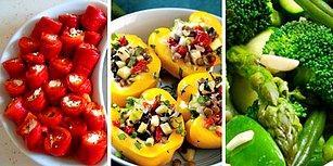 Her Renkten Bir Yemek Seç, İnsanların Sana Neden Hayran Olduğunu Söyleyelim!