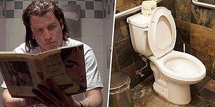 Kafa Dinlemeye Birebir: İngiliz Erkeklerinin 3'te 1'i Sakinlik ve Huzuru Tuvalette Buluyor!