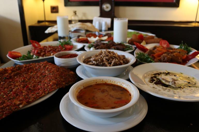 UNESCO Gastronomi Şehri Gaziantepte Nerede Ne Yesek Rehberi 11