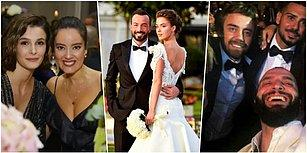 Sonsuz Mutluluğa Evet! Bensu Soral ve Hakan Baş Görkemli Bir Düğünle Dünyaevine Girdi, Ünlüler Akın Etti!