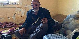 Örgü Örerek Hayatını Sürdürmeye Çalışan 80 Yaşındaki Dede: Necip Özkan