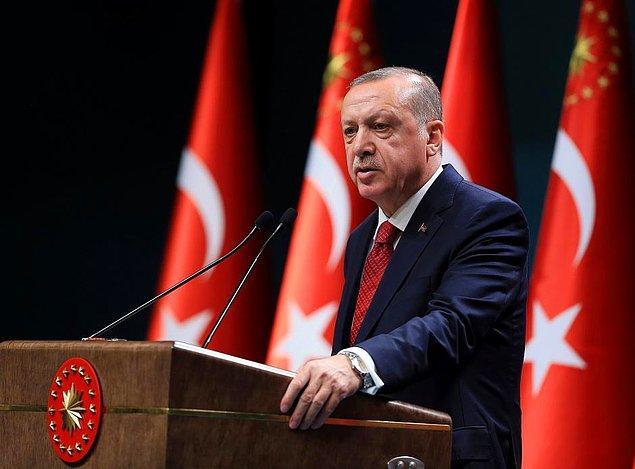 """Erdoğan ayrıca Euro 2024 Avrupa şampiyonasının Almanya'da kalmasıyla ilgili, """"Açık konuşayım çok da önemsemedim. Neticede masraftan kurtulmuş olduk"""" görüşünü dile getirdi."""