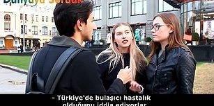 Rus Halkı Cevaplıyor: Türkiye Mi, Yunanistan Mı?