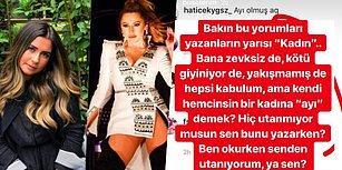 """Kilosu Yüzünden Eleştirilen Buse Terim'in İsyanına Hadise'den Destek: """"Bütün Kadınlara Sesleniyorum, Birbirimize Destek Olmalıyız!"""""""
