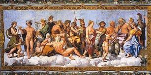 Senin Kişiliğin Hangi Mitolojik Yunan Tanrısıyla Aynı?