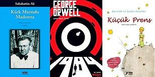 Hala Okumayanlar İçin Son 10 Yılda 'En Çok Okunanlar' Listelerinden Düşmemiş 10 Kitap