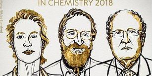 Üç Bilim İnsanına Verildi:  Frances H. Arnold Nobel Kimya Ödülü'nü Alan Beşinci Kadın