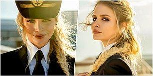Yolcusunun Hayatını Kurtarmıştı... Başarılı Kadın Pilot Ebru Ünsal Los Angeles'ta Pazarlama Şefi Oldu!