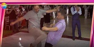 Kınayı Ele Geçirerek Çilli Bom Dansında Zirve Yapan Adam