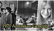 Tıpkı Filmlerdeki Gibi! 1970 Amerikan Gençliğinin Bir Öğretmen Tarafından Fotoğraflanan Çılgın Dünyası