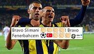 Slimani'nin Yıldızlaştığı Gecede Fenerbahçe Galibiyetle Tanıştı! Maçın Ardından Yaşananlar ve Tepkiler