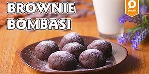 Tatlıyı Sadece Sevenler Bu Sefer Aşık Olacaklar! Brownie Bombası Nasıl Yapılır?