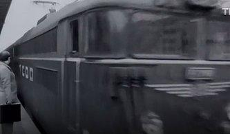 1974 Yılında Türkiye'de Banliyö Trenleri