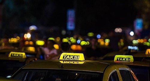 10 Kilometrelik Yola 213 TL Alan Taksiciye 5 Yıl Hapis Talebi: Yolu Şaşırdım, Biraz Uzadı 93