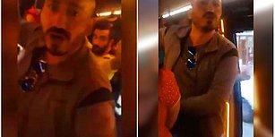 Ankara'da Dolmuşta Bir Kadına Küfür Edip, Dövmeye Kalkan Saldırgan Yakalandı