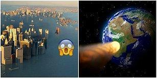 Evren Nasıl Yok Olacak? İşte 1 Trilyon Yıl İçinde Dünyada ve Evrende Meydana Gelecek Olaylar