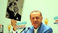 Erdoğan'ın İsmet İnönü Çıkışına Sosyal Medyadan Tepki Geldi: 'Türk Bayrağını Görmek İstememiş'