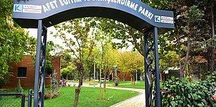 Türkiye'nin İlk Afet Eğitim ve Bilinçlendirme Parkı Kadıköy'de Açılıyor