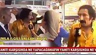 Halk TV'ye Farklı, A Haber'e Farklı Konuşan Esnaf!