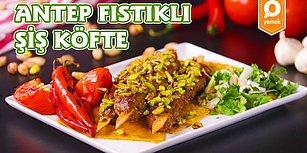 Gaziantep Yöresinin Meşhur Antep Fıstıklı Kebabı Enfes Tadıyla Damağınızdan Silinmeyecek!