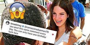 """Lana Del Rey, Ramazan'ı Fena Harcadı! Bir Instagram Klasiği: """"Bugün Benim Doğum Günüm!"""""""