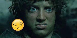 Yüzüklerin Efendisi Filminden Frodo'nun Ekran Başındakilere Saç Baş Yoldurduğu 13 Aval Hareketi