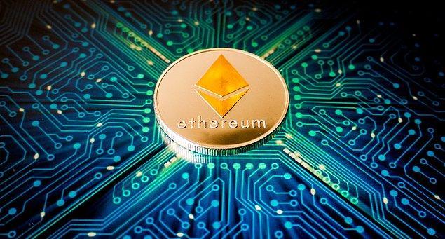 Ethereum da bu düşüşten nasibini alan kripto paralardan bir tanesi.