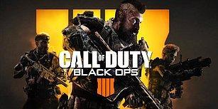 Call of Duty Black Ops 4 İddialı Geliyor! İşte Oyun Hakkında Bilmeniz Gereken Her Şey!
