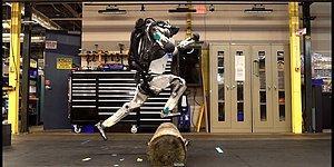 Boston Dynamics'in Parkur Performansı Gerçekleştiren Efsane Robotu: Atlas
