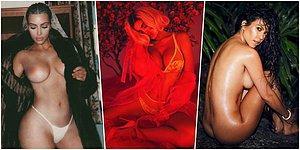 Çıplak Poz Verme Konusunda Kardashian ve Jenner Kardeşlerin Üstlerine Olmadığının Kanıtı 15 Instagram Paylaşımı