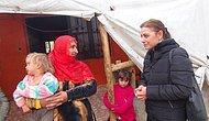 İsveç'ten Yüksekova'ya Bir İyilik Hikâyesi: Ailenin Yardım Çağrısını Duydu, Bağış Toplayıp Geldi
