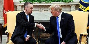 ABD Başkanı Donald Trump, Andrew Brunson'ı Beyaz Saray'da Ağırladı, Peki Neler Yaşandı?