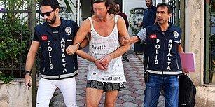 'Açlıktan Ölecektim' Dedi... Alman Turist Antalya'da Zorla Girdiği Villada Konaklayıp, Eşyaları Sattı