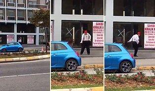 Sokak Ortasında Eğlencenin Dibine Vuran Adamdan Sürpriz Sonlu Michael Jackson Dansı