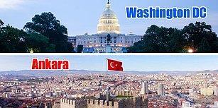 Kafaları Sürekli Karıştıran Konuda Bilgi Eksikliğine Son: En Büyük Şehri Başkenti Olmayan 14 Ülke