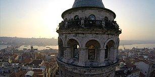 Tarihi Mirasımız Kazınıyor, Çiziliyor ve Boyanıyor: İstanbul'un Simge Yapılarından Galata Kulesi Vandalların Hedefinde