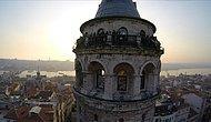 Tarihi Mirasımız Çiziliyor ve Boyanıyor: İstanbul'un Simge Yapılarından Galata Kulesi Vandalların Hedefinde