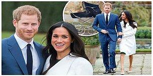 Müjdemizi İsteriz: Prens Harry ve Meghan Markle Bebek Beklediklerini Duyurdular!