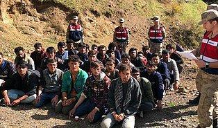 'Banker Bilo' Filmi Gerçek Oldu: 33 Afgan Göçmen İstanbul Denilerek Artvin'e Bırakıldı