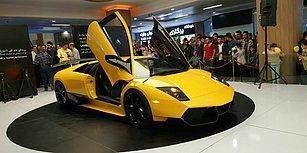İran, Lamborghini Murcielago'nu Birebir Taklit Ederek Yerli ve Milli Aracını Tanıttı