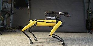 Boston Dynamics'in Robot Köpeği Spot'tan Muhteşem 'Uptown Funk' Performansı