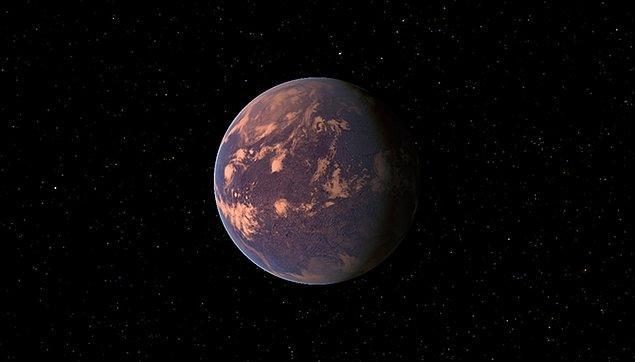 2. Gliese 581c - Bir gün yerleşebileceğimiz öte gezegen