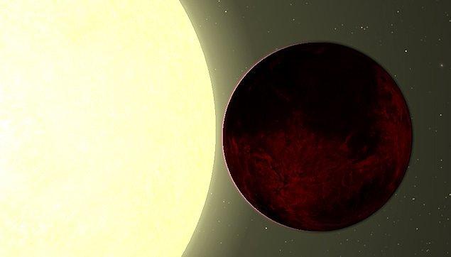 19. Kepler-78b - Lavdan gezegen