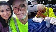 Kanseri Yendi, İnsanları Yenemedi! Yüzündeki Yaralardan Ötürü Restorandan Kovulan Yaşlı Adamın Yaşadıkları